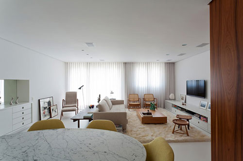 Marmer in interieur