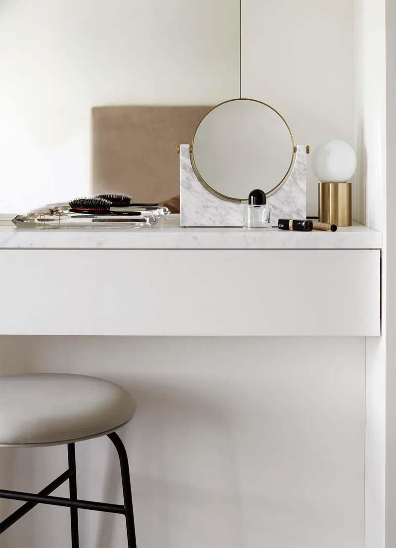 marmer spiegel slaapkamer