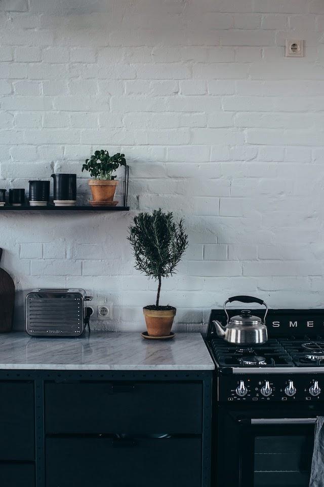 marmeren-werkblad-industriele-keuken