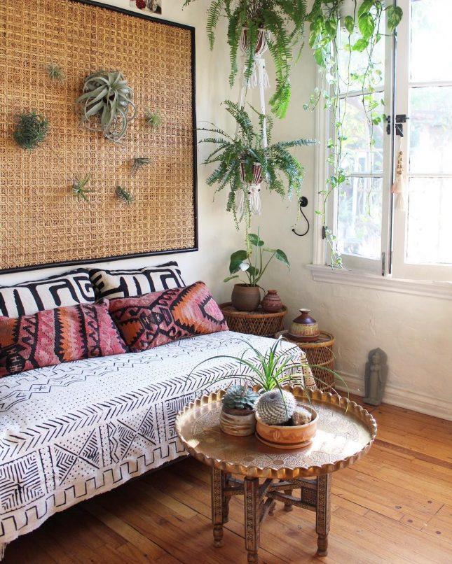 marokkaans interieur kelim kussens