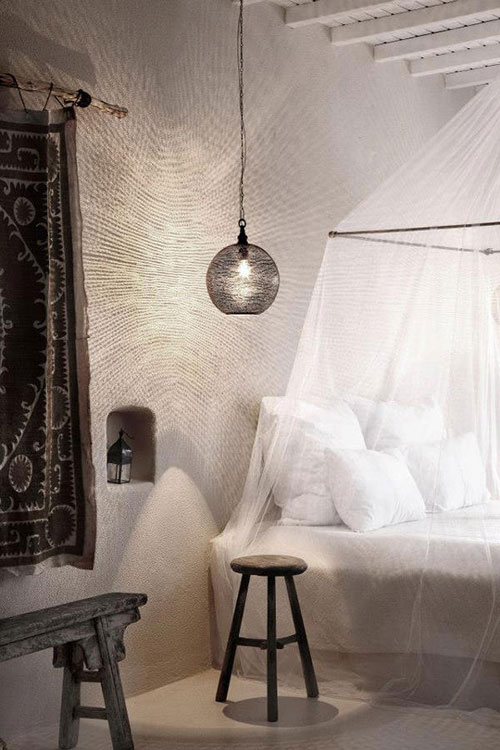 marokkaanse hanglampen | interieur inrichting, Badkamer