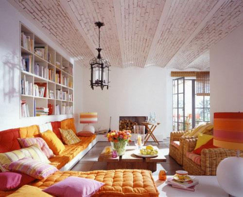 Kleurijke Marokkaanse Inrichting : Moroccan Interior Design Living ...