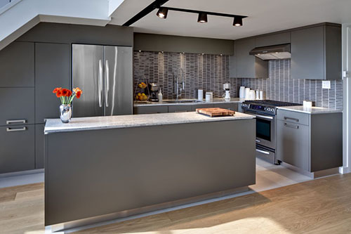 Grijze Keuken Ikea : 2015 Modern Kitchen Designs