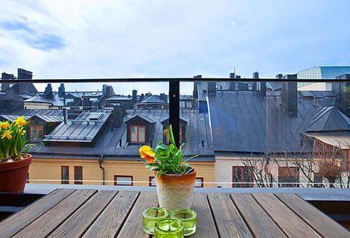 Het maximale uit je kleine balkon