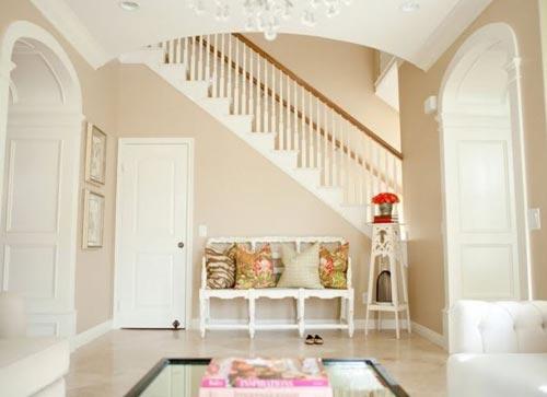 Metamorfose woonkamer door ontwerper Alison Royer