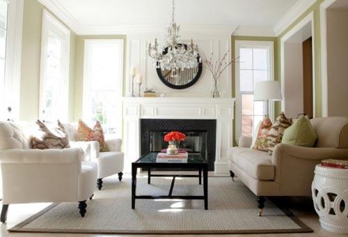 Metamorfose woonkamer door ontwerper Alison Royer | Interieur inrichting