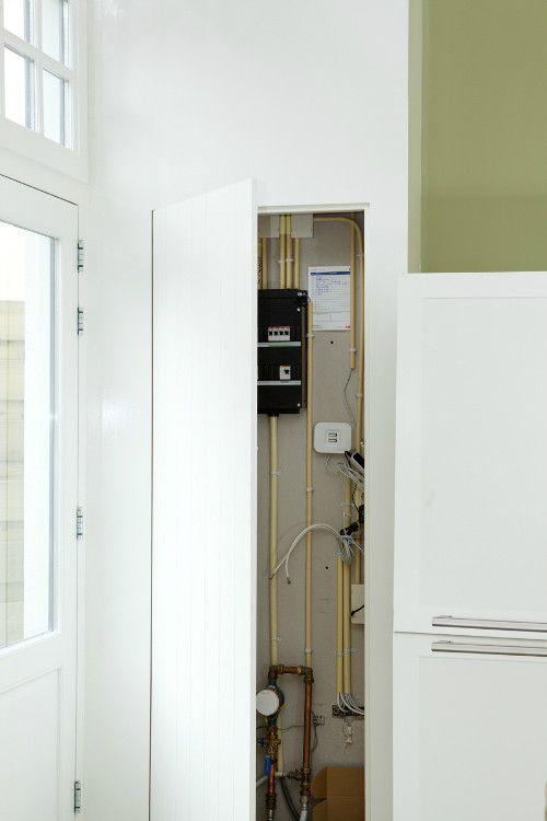 Meterkast Inspiratie Ideeën Interieur Inrichting