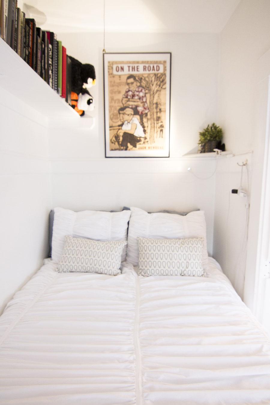 meubels kleine slaapkamer