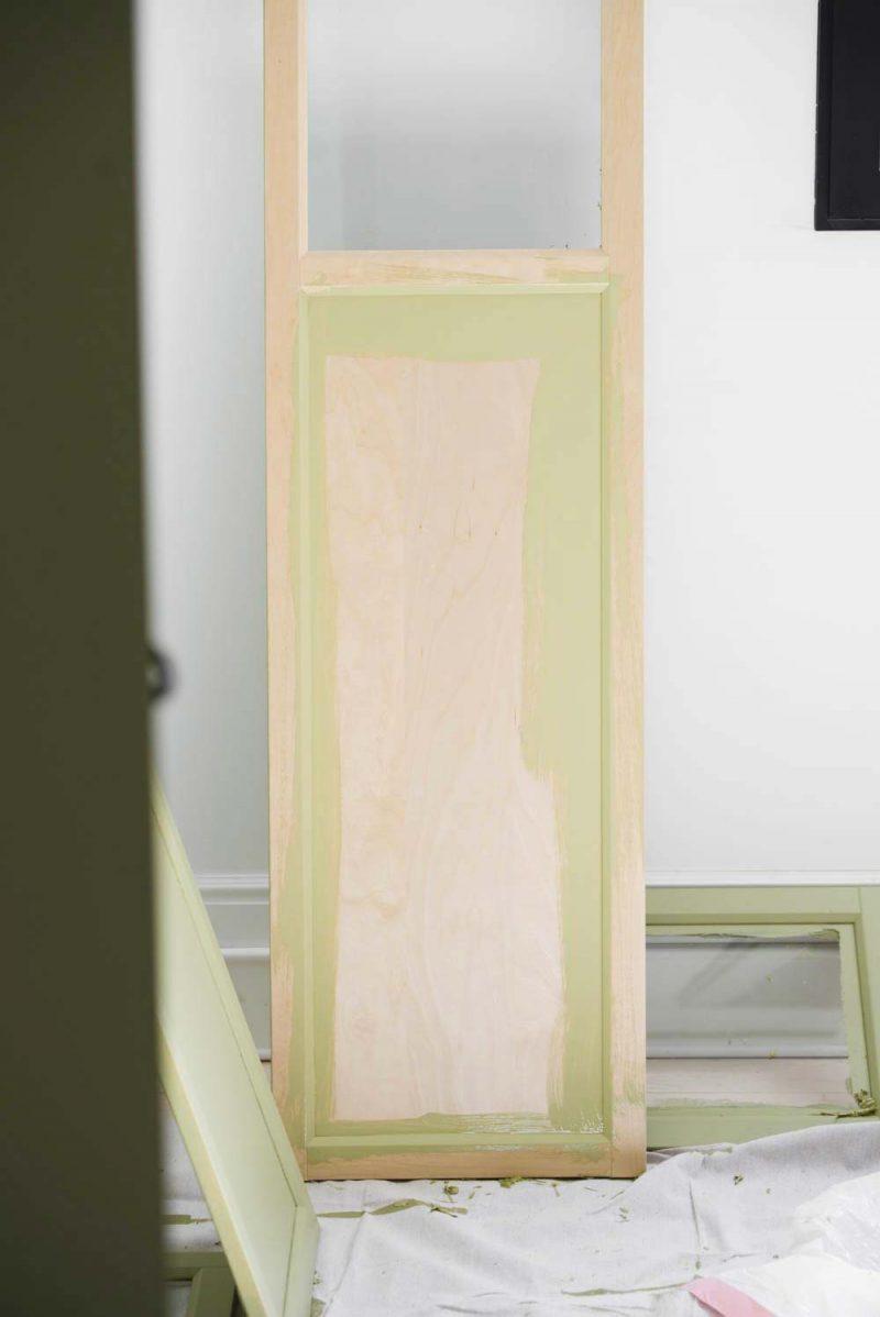 meubels schilderen demonteren
