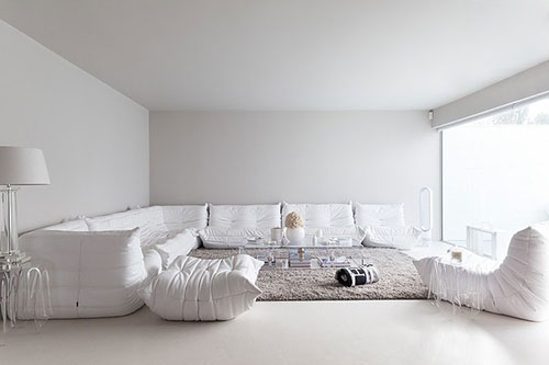 Minimalistische interieur door Cochrane Design