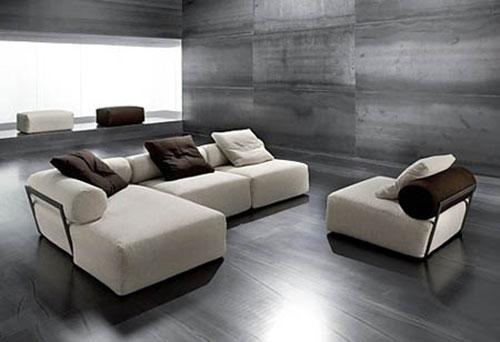 foto de 10 minimalistische woonkamers Interieur inrichting