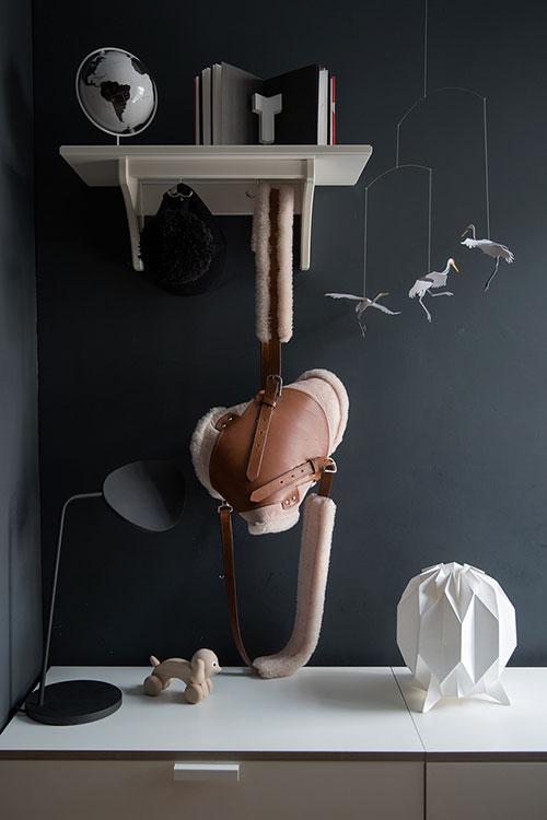 Minimalistische babykamer van Tallis