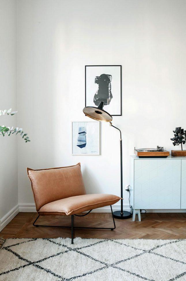 mintgroen interieur mintgroene dressoir