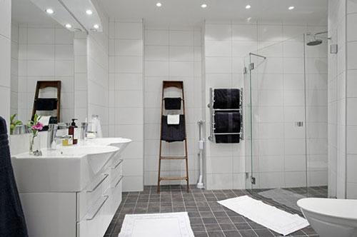 10 moderne badkamers interieur inrichting - Mooie moderne badkamer ...