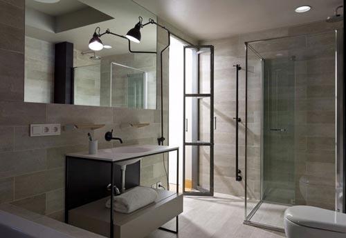 Handdoekenrek keuken design - Indus badkamer ...