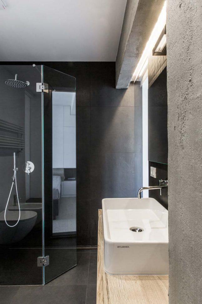 Moderne badkamers voorbeelden stoer