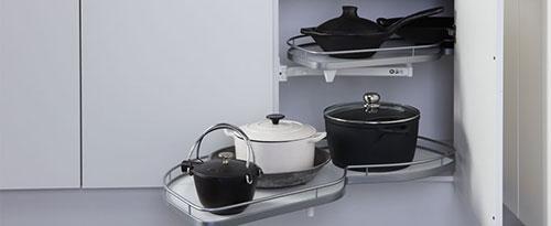 Moderne Bruynzeel keuken Atlas greeploos