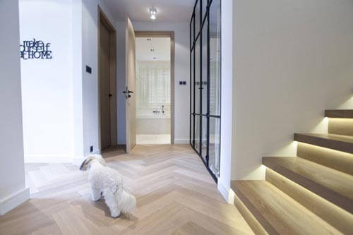 Moderne interieur door Chalupko Design studio