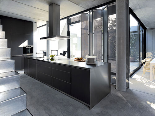 Design Rvs Keukens : Moderne keuken Bulthaup B3 Interieur inrichting
