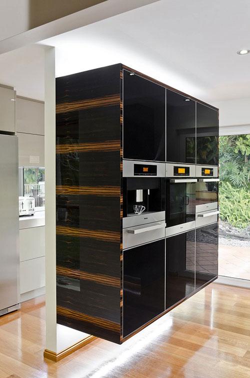 Moderne keuken ideeën door Darren James