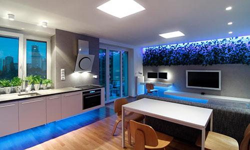 Led Armatuur Keuken : Moderne keuken lampen u artsmedia