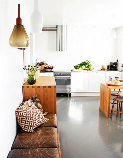 Moderne keuken van Malena