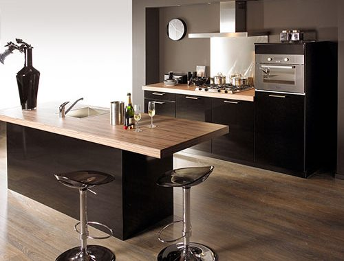 Moderne Keuken Keukenconcurrent : Moderne keukens interieur inrichting part
