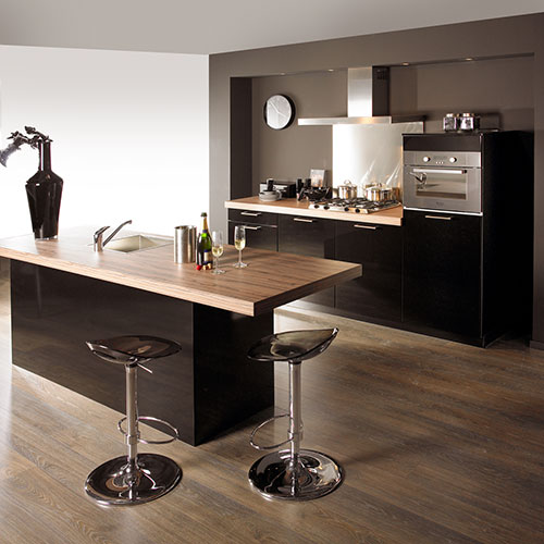 Moderne keuken Olbia van Keukenconcurrent