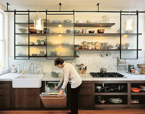 Half Open Keuken Voorbeelden : Vandaag dus 10 mooie voorbeelden van moderne keukens. Wat voor keuken