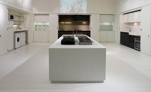 10 moderne keukens interieur inrichting - Kitchen cabinet design italian ...