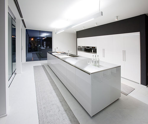 10 moderne keukens interieur inrichting - Contemporary kitchens to get the amazing kitchen ...