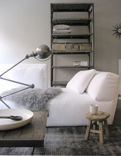 Moderne lounge chair