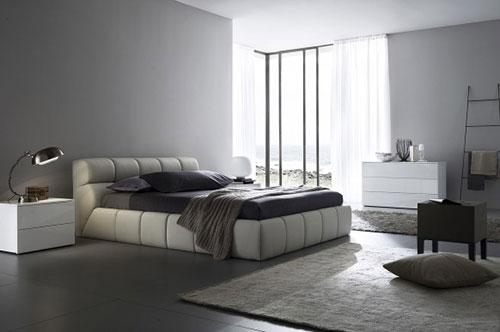 Moderne slaapkamer ontwerpen