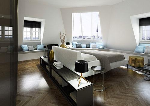 10 moderne slaapkamer ontwerpen interieur inrichting - Moderne design slaapkamer ...