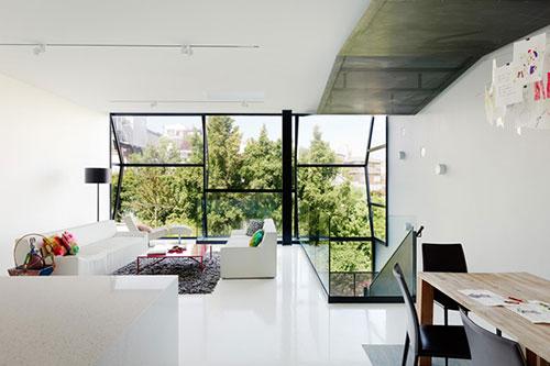 Moderne woning interieur van flip house interieur inrichting for Interieur moderne woning