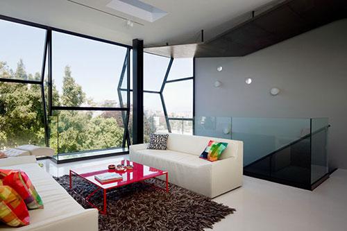 Houten interieur inrichting in zwitserland interieur for Interieur moderne woning