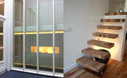 Monumentaal woning ontwerp door cube architecten for Interieur inrichting ideeen