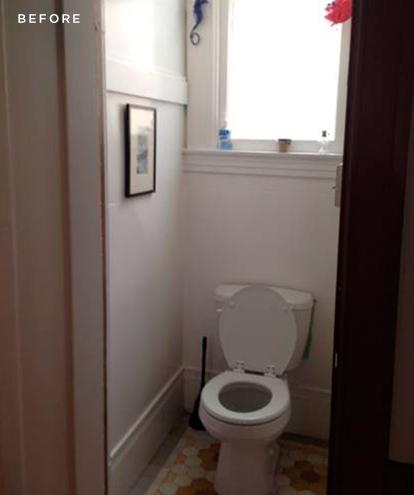 Mooi behang voor een luxe toilet interieur inrichting - Behang voor toiletten ...