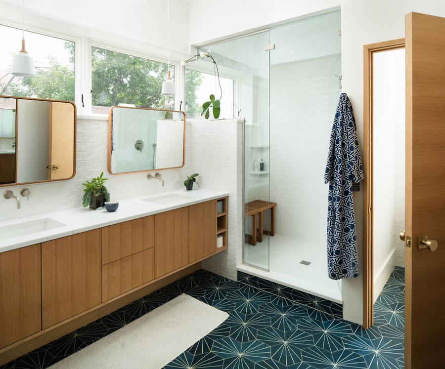 Mooie badkamer en suite uit Colorado