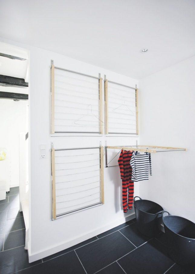 10x mooie droogrekken interieur inrichting. Black Bedroom Furniture Sets. Home Design Ideas