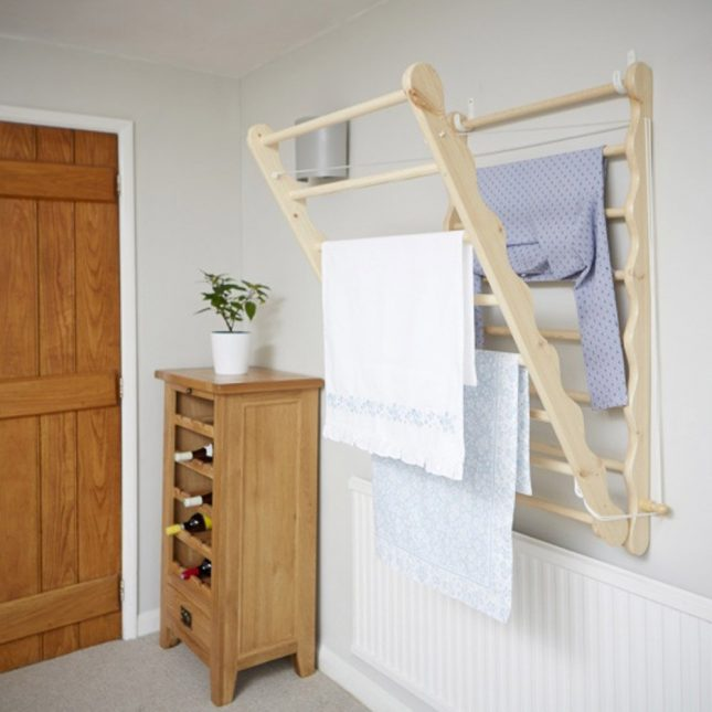 Wooden clothes horse uk