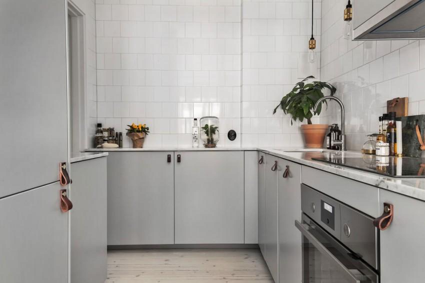 Mooie Keuken Met Twee Ingangen Interieur Inrichting