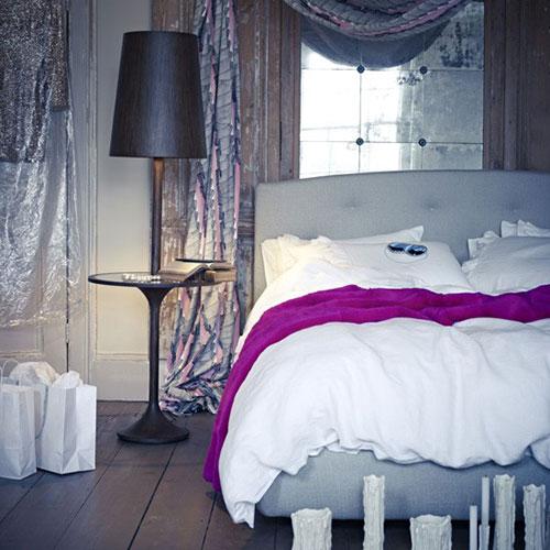Mooie kleuren slaapkamer