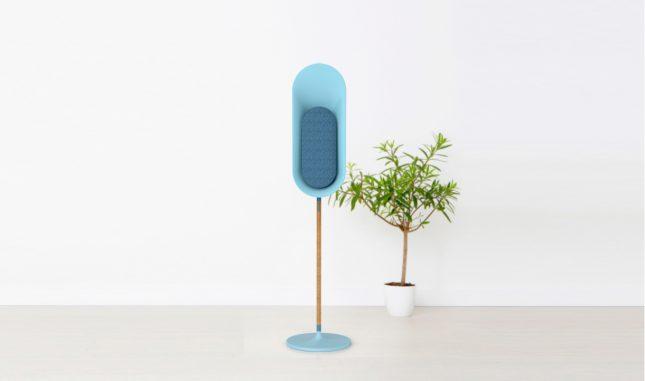 Mooie kleurrijke Bluetooth speakers Oli