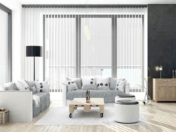 10x Mooie Gordijnen : Mooie lamellen zijn niet lelijk interieur inrichting
