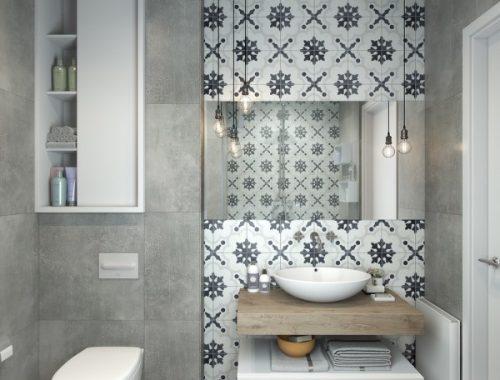 Kleine badkamer idee n door wagner studio architectureinterieur inrichting interieur inrichting - Kleine badkamer m ...