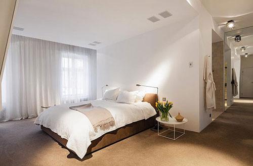 Mooie slaapkamer gordijnenInterieur inrichting  Interieur inrichting