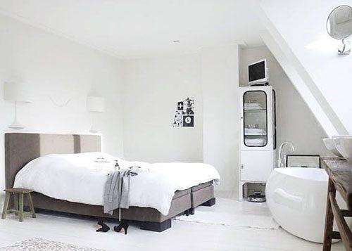 Mooie slaapkamer van Maaike Koster