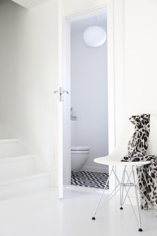 Het mooie toilet van interieurontwerper Elisabeth Heijer