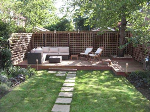 Mooie tuinen interieur inrichting for Ideeen voor tuin